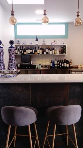 Barra restaurante Mazaroca
