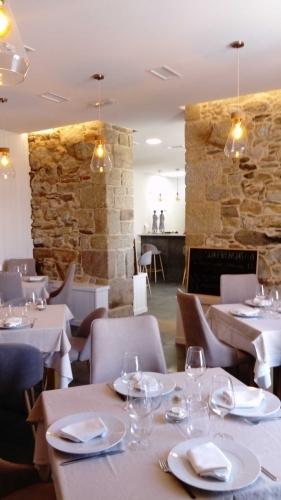 Interior restaurante Mazaroca